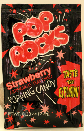 Pop rocks and blow jobs